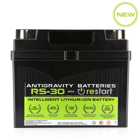 Antigravity RS-30 Car Battery - Miataspeed