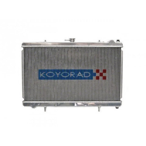 Koyo Hyper-V Core Radiator for 1990-1997 Miata - Miataspeed