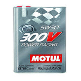 Motul 300V Synthetic Motor Oil (2 liter) - Miataspeed