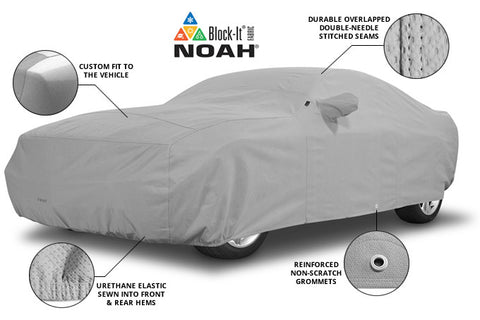 NOAH Car Cover (NB) - Miataspeed