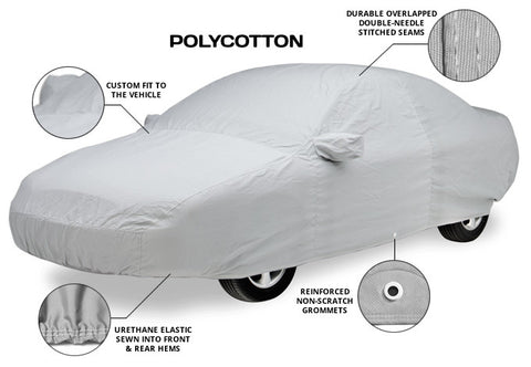 Polycotton Car Cover (NB) - Miataspeed