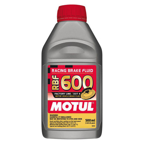 Motul Racing Brake Fluid (500mL) - Miataspeed