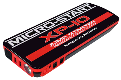 Micro Start Jump Starter XP-10 - Miataspeed