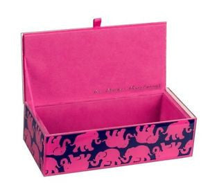 Lilly Pulitzer Storage Box - Tusk In Sun