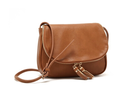 Tassel Crossbody Handbag