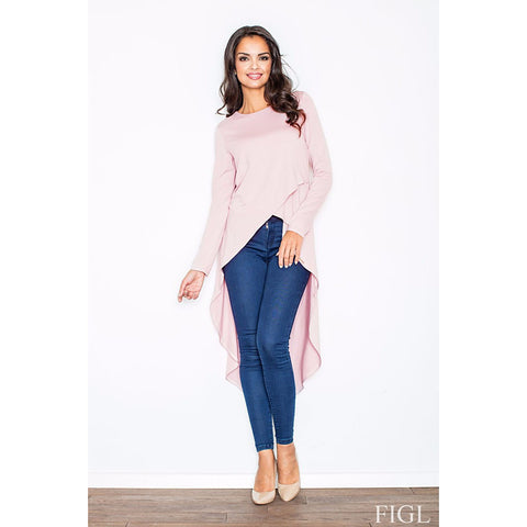 Light Pink Tunic Laveliq LAVELIQ