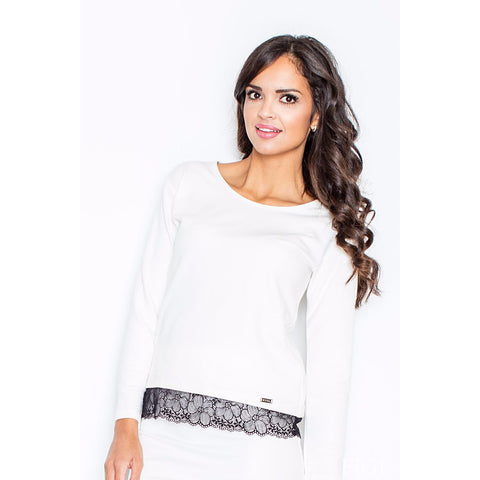 Cotton Lace Top Laveliq LAVELIQ
