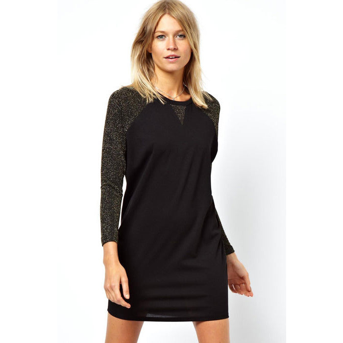 Sleeves Black Dress Sale LAVELIQ - LAVELIQ - 1