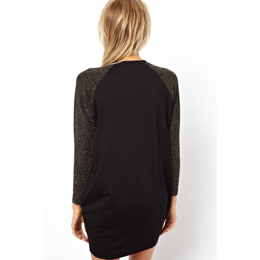 Sleeves Black Dress Sale LAVELIQ - LAVELIQ - 3