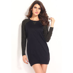 Sleeves Black Dress Sale LAVELIQ - LAVELIQ - 4