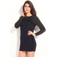 Sleeves Black Dress Sale LAVELIQ - LAVELIQ - 6