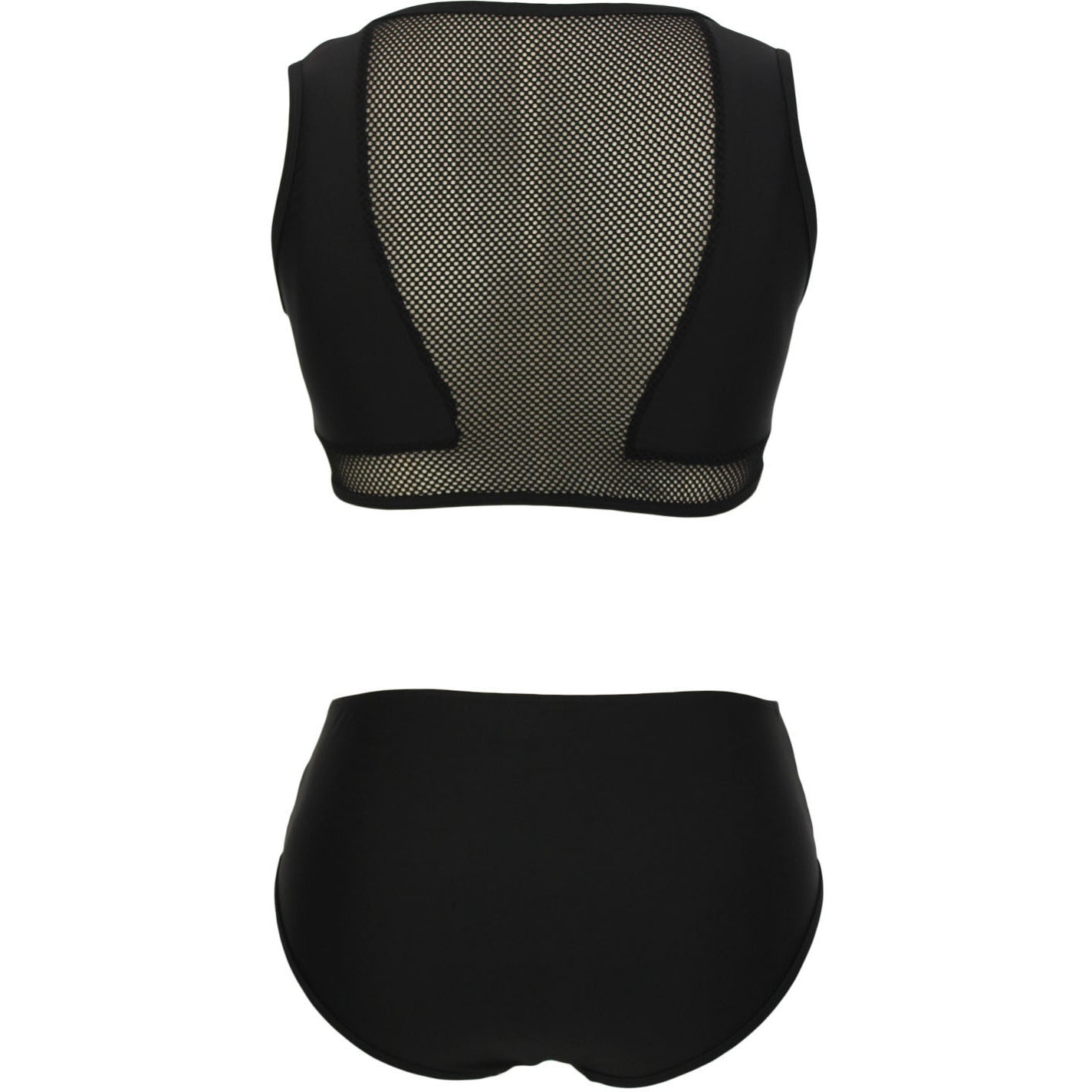 High Waist Shadow Bikini LAVELIQ - LAVELIQ - 3