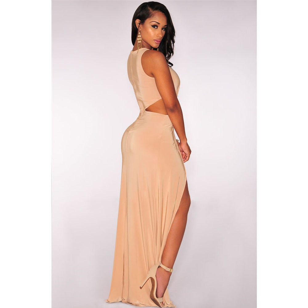 Stylish Cut-Out Maxi Dress LAVELIQ - LAVELIQ - 2
