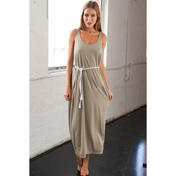 Santorini Stylish Maxi Dress Sale LAVELIQ - LAVELIQ - 1