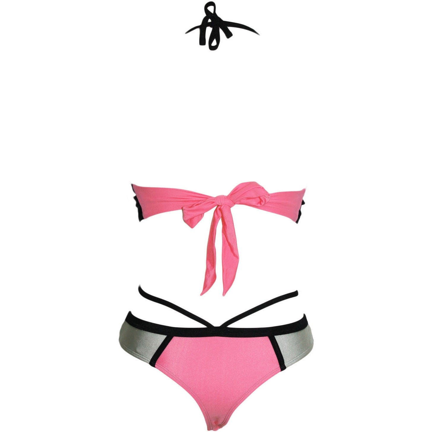 Sexy Color Push Up Bikini Swimwear LAVELIQ - LAVELIQ - 4