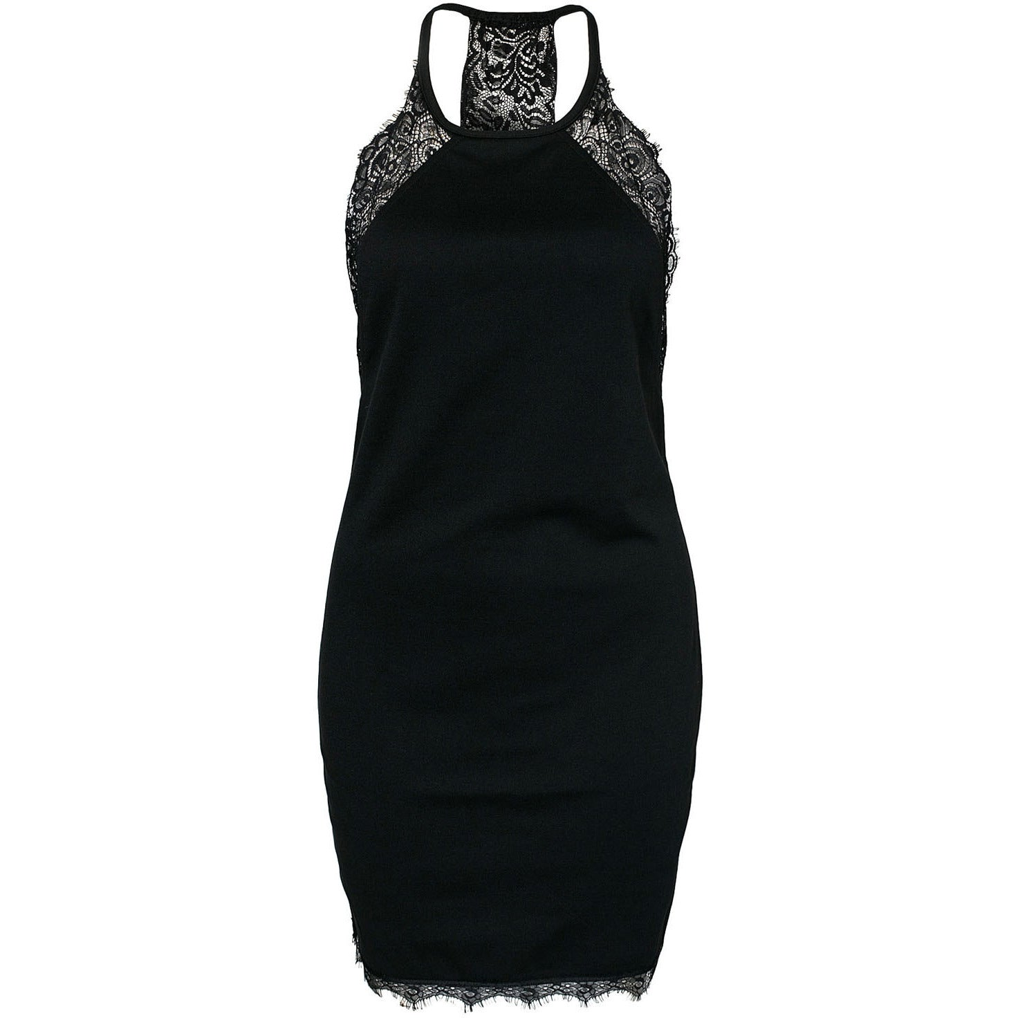 T Back Little Black Dress LAVELIQ - LAVELIQ - 3