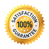 Samadhi Shop Satisfaction Guarantee