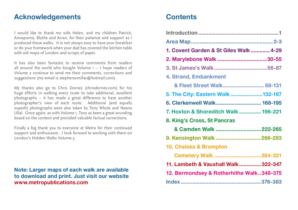 London's Hidden Walks Volume 2