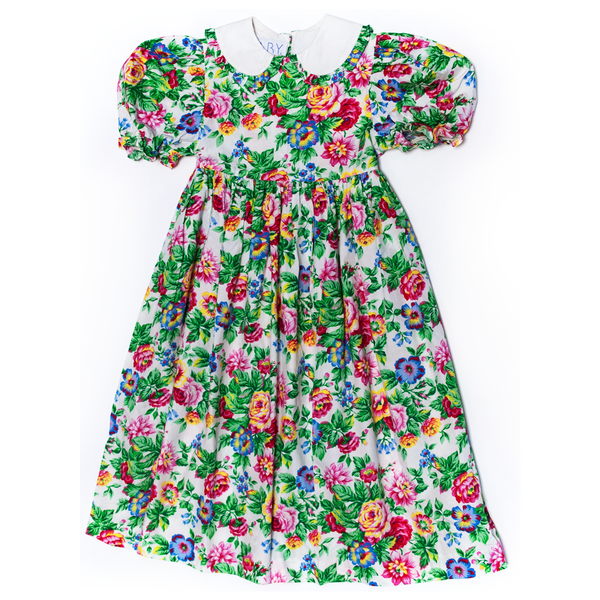 Floral Summer Dress, 6 Years