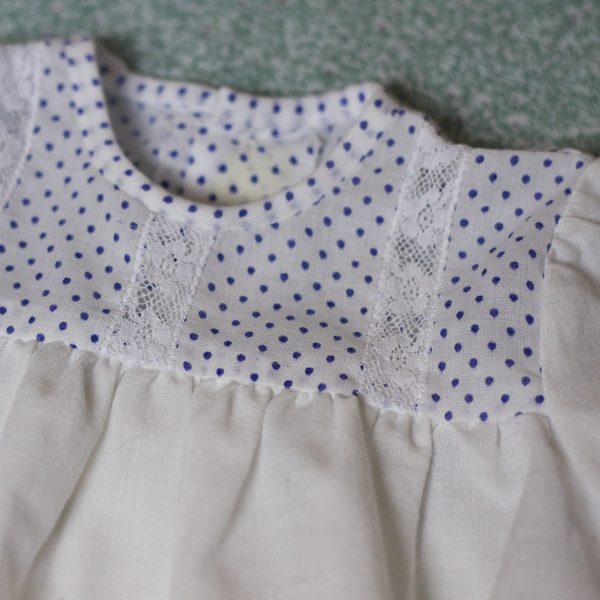 Baby Blouse, 2–4 Months