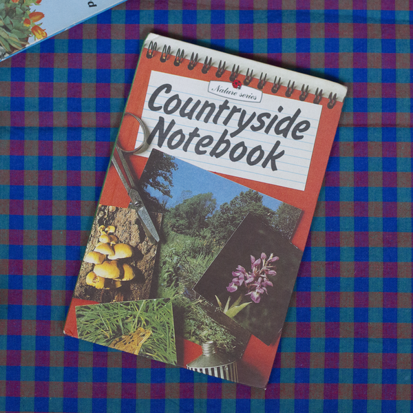 Vintage Ladybird Book, Country Notebook