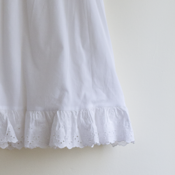 Cotton Petticoat