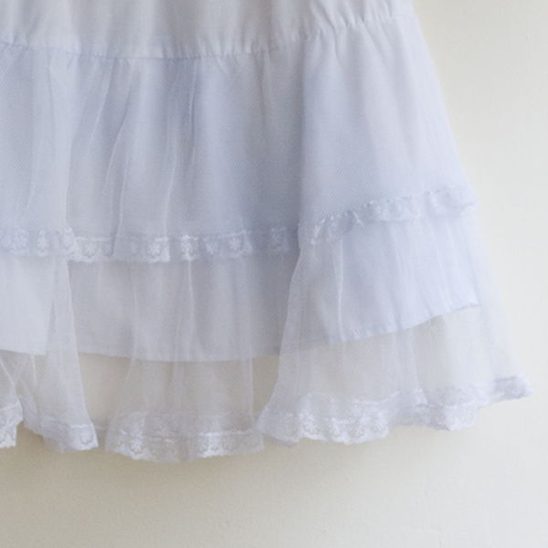 Cotton & Lace Petticoat