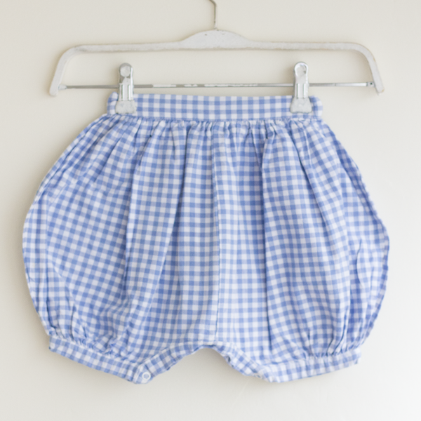Gingham Bloomers, 2 Years