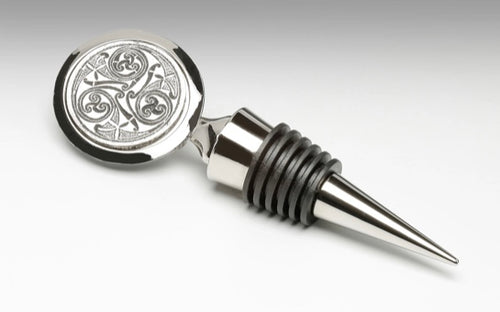 Wine Stopper Celtic Design