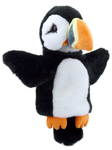 Hand Puppet Puffin
