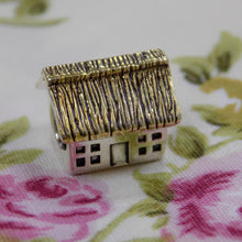 Load image into Gallery viewer, Irish Thatched Cottage Bead Charm