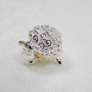 Sterling Silver Sheep Charm