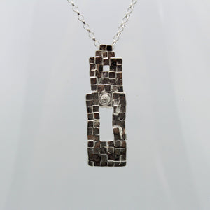 Stories in Stone- Abbey Wall Necklace