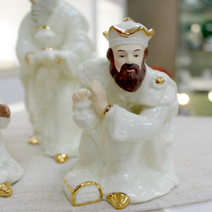 Belleek Three Kings