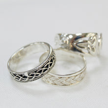 Load image into Gallery viewer, Celtic Weave Ring