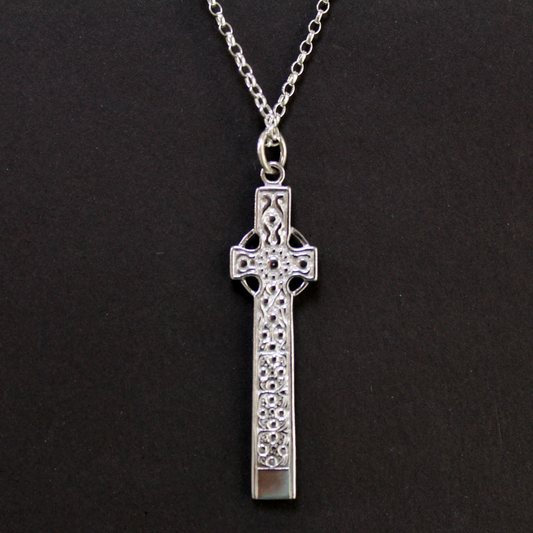 Sterling Silver Cross of St. Martin/ Iona