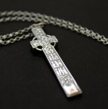 Load image into Gallery viewer, Sterling Silver Cross of St. Martin/ Iona