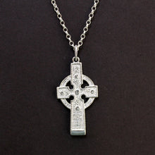 Load image into Gallery viewer, Sterling Silver Cross - Ahenny