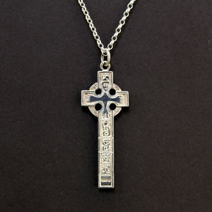 Sterling Silver Cross of Moone