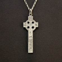 Load image into Gallery viewer, Sterling Silver Cross of Moone