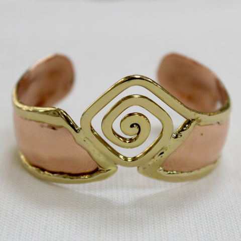 "Grange ""V"" Shaped Celtic Bracelet/Cuff"