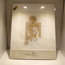 Load image into Gallery viewer, Book of Kells Embroidered Picture - John (The Eagle)