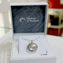 Load image into Gallery viewer, History of Ireland Locket