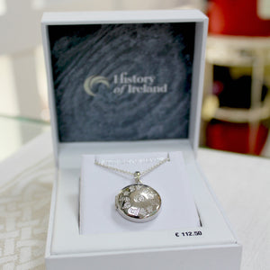 History of Ireland Locket