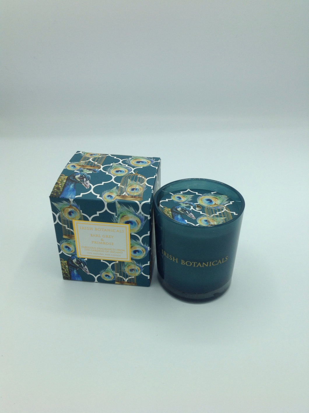 Irish Botanicals Scented Candle