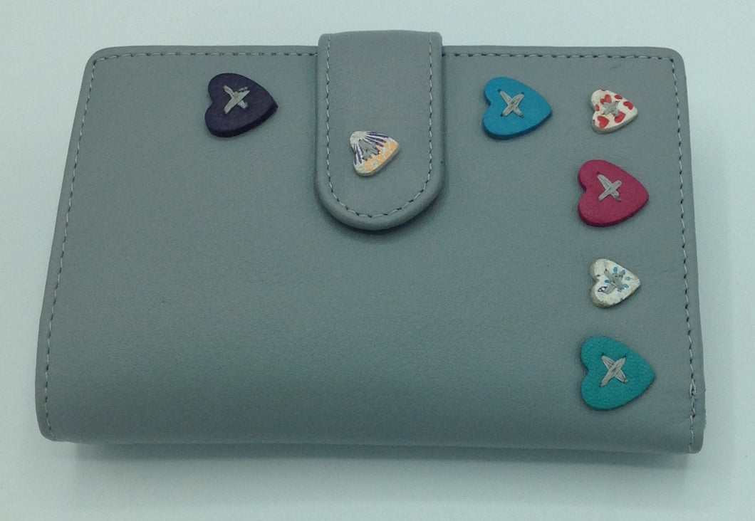 Mala Tab Lucy Hearts Purse