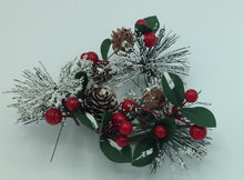 Load image into Gallery viewer, Mini Wreath (mixed foliage)