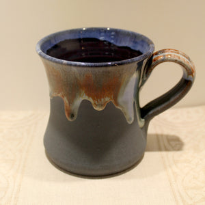 Rossa Pottery handmade Irish mug