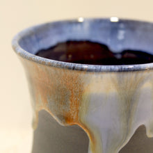 Load image into Gallery viewer, detail of a mug from Rossa Pottery, made in Ireland.