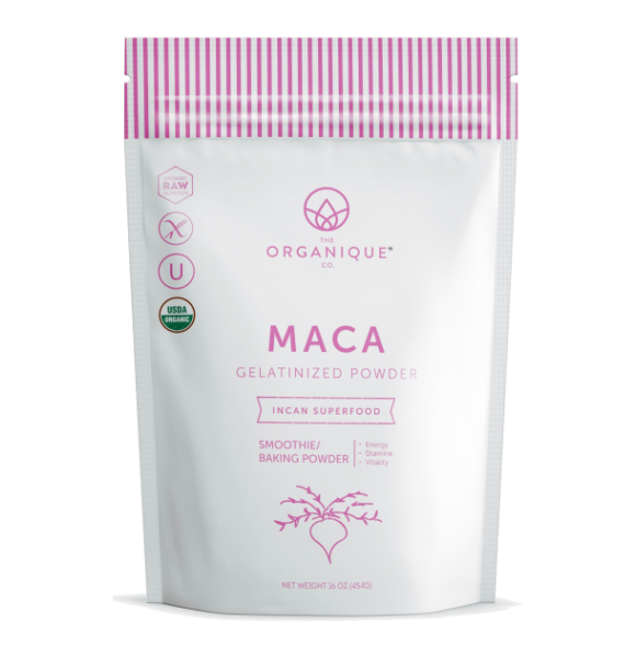 Maca Powder Superfood sold by The Organique Co.